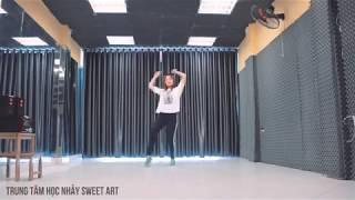 Học nhảy bài LATATA - (G)I-DLE - phần 3 | Học nhảy Kpop - Sweet Art