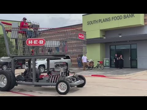HEB Is On The Way To Lubbock