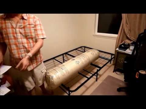 Unboxing Signature Sleep 8-Inch Mattress (under $180,use Link), Full By Signature Sleep