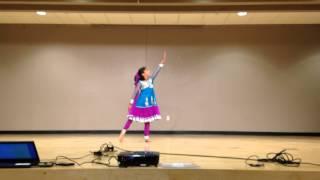 Mrunmayee Dil Hai Chota sa Dance