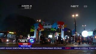 Area Festival di GBK Jelang Penutupan Asian Para Games 2018   NET5