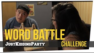 Word Battle ft. Bart Kwan & Julia Chow