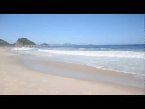 Rio de Janeiro Copacabana Beach Travel South America 2012