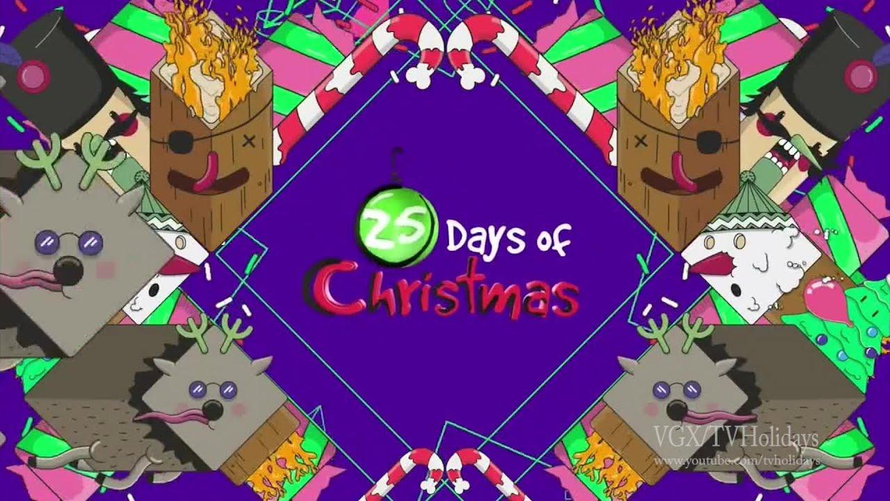disney xd hd us christmas advert 2017 25 days of christmas