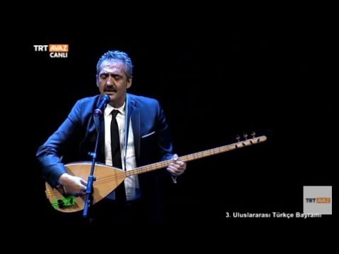 Yavuz Bingöl - Kara Tren - 3. Uluslararası Türkçe Bayramı - TRT Avaz