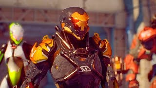 Anthem - Our World My Story New Gameplay Trailer (PAX West 2018)