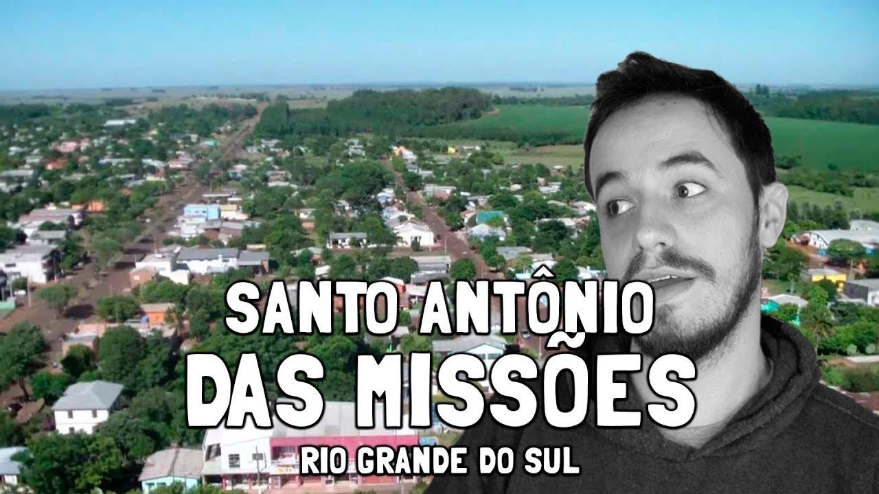 Santo Antônio das Missões Rio Grande do Sul fonte: i.ytimg.com