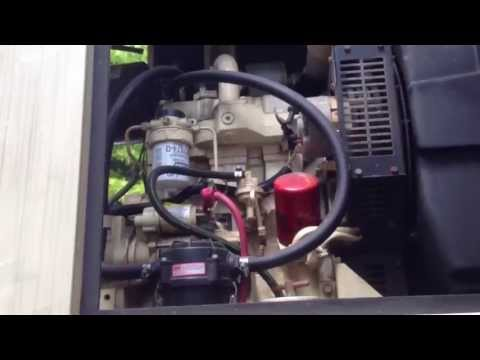 Get a Flooded Generator Running