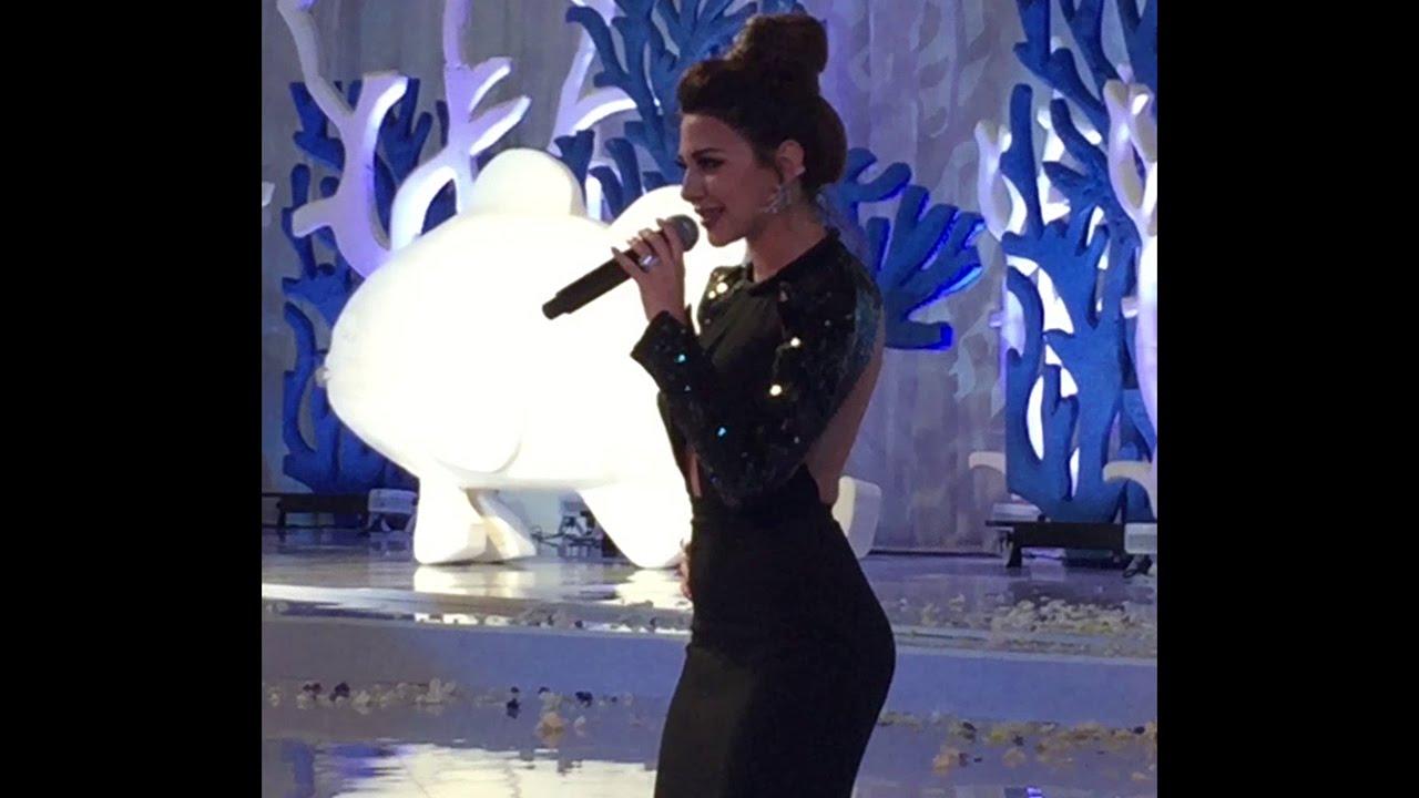 Myriam Fares Live Wedding Performance Dubai 2 ميريام فارس تغني مباشر في الأفراح دبي