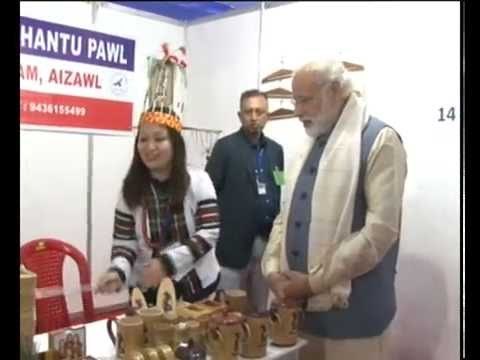 PM Modi at Dedication of various development projects in Meghalaya