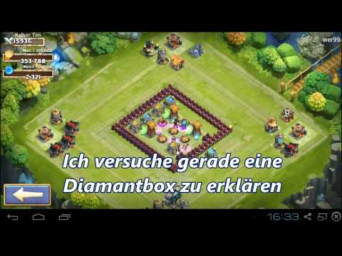 Castle Clash [HD+] Base Design Townhall 5 Strategy ★ Schloss Konflikt [DEUTSCH]
