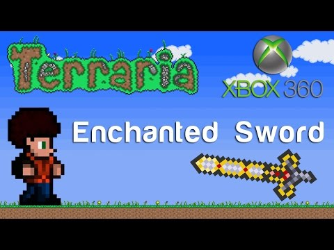 Terraria Xbox - Enchanted Sword [97]
