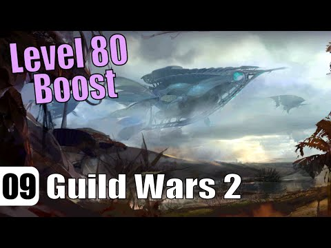 Guild Wars 2 ep9 - Boost to 80 [Necromancer lvl 80]