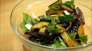 Салат Баклажаны с Чесноком Итальянский Рецепт #salad #баклажаны