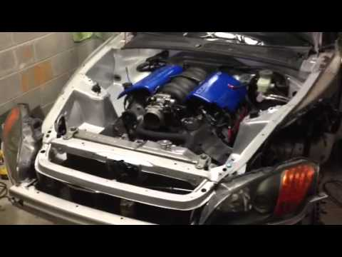 Ls1 V8 Honda S2000 Youtube