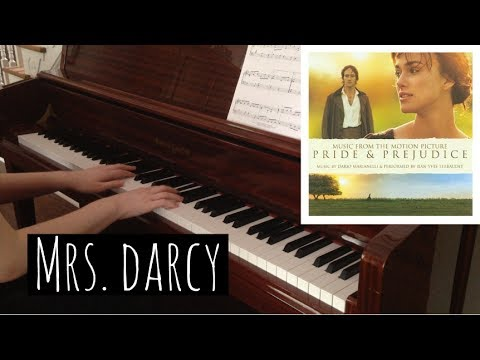 Mrs. Darcy (Pride and Prejudice) - Dario Marianelli