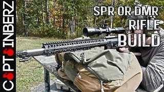 SPR/DMR AR-15 Rifle Build Overview & Performance