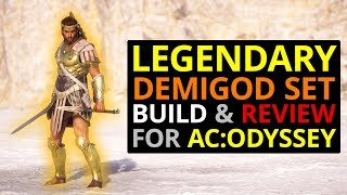 Demigod Set Build & Review For Assassin's Creed Odyssey!