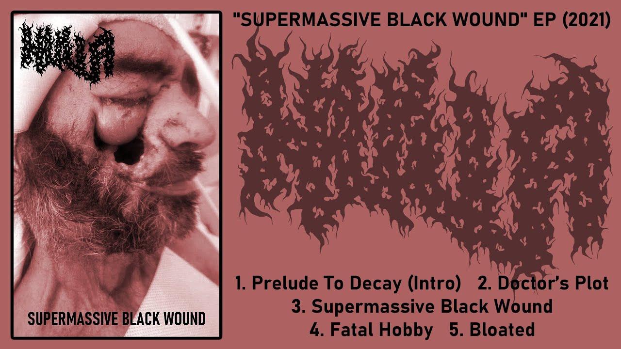"Download Hulla - ""Supermassive Black Wound"" EP (2021)"