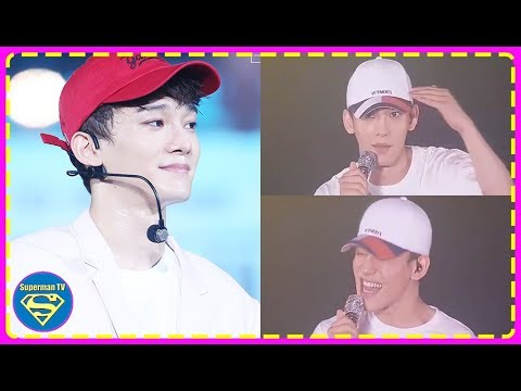 EXO Chen Made Fans Burst Out Laughing With His Serious Expression While Looking For The Camera