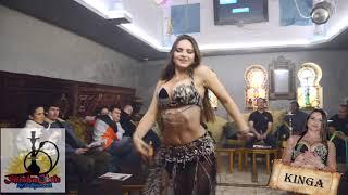 Belly dance in Europe- رقص بلدى علي واحده ونص في أوربا