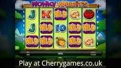 Wonky Wabbits Slot - Free Casino game - Gratis gokkast