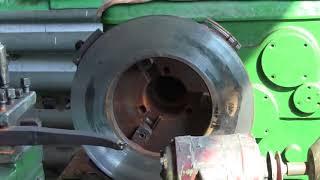 маз 551605.ремонт сцепления ч2
