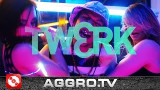 KING EAZY - TWERK (OFFICIAL HD VERSION AGGROTV)