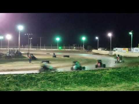 Go Kart Racing @Dixon Speedway! *Insane Drifting