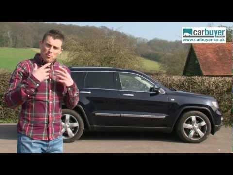 Jeep Grand Cherokee SUV review – CarBuyer