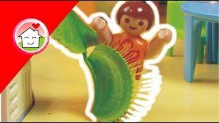 Playmobil Film Deutsch Die Fleischfressende Pflanze / Kinderfilm / Kinderserie Von Family Stories