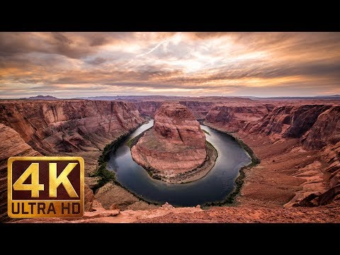 Grand Canyon. Episode 2 - 4K Nature Documentary Film with Soothing Music/No Narration