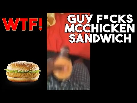 Guy Fucking Mcchicken Video