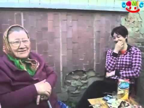 Бабка жжет песня про черта видео ::