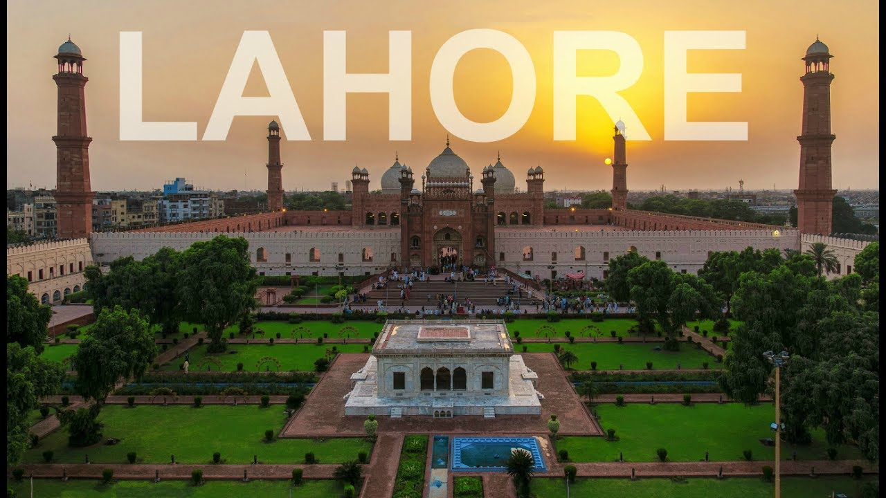 places to visit in lahore