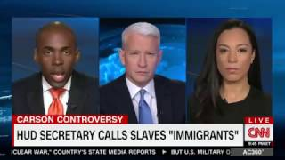 CNN's Angela Rye Reminds Ben Carson That