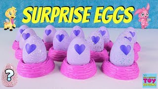 Hatching Hatchimals CollEGGtibles Surprise Egg Palooza Limited Edition Toy Review   PSToyReviews