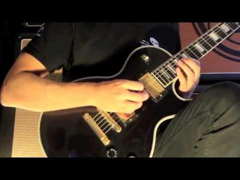 Sylosis 'Teras' guitar lesson - Josh Middleton