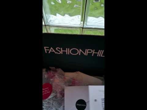 Fashionphile Unboxing - Louis Vuitton Stresa PM
