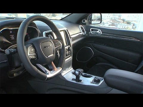 2014 Jeep Grand Cherokee Interior Review Youtube