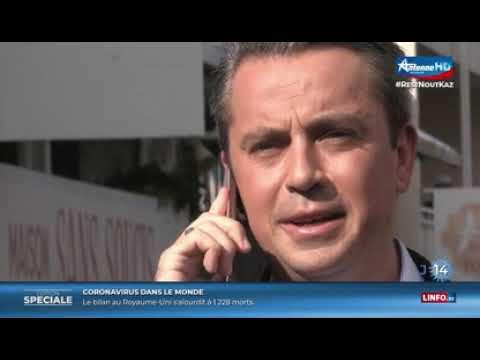 ITW Inovista  - Répercussion de la Crise Covid19 sur les loyers commerciaux - JT Antenne Réunion