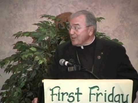 Bishop Roger explains the meaning of Amen