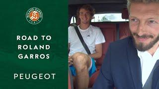 Road to Roland-Garros @Peugeot #5 - Alexander Zverev | Roland-Garros 2019
