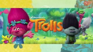 Trolls 2016 мультфильм Тролли Игрушки Тролли история Троллей