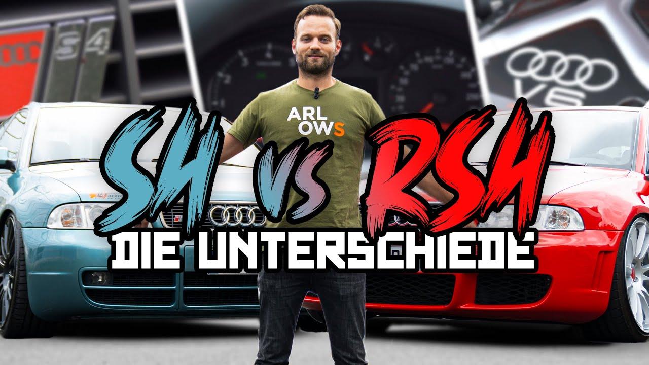 Audi S4 gegen RS4 -  Die Unterschiede der B5 Modellreihe! | Philipp Kaess |
