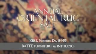 BatteFurniture BFINT T15 0029Batte Furniture: Annual Fall Rug Sale