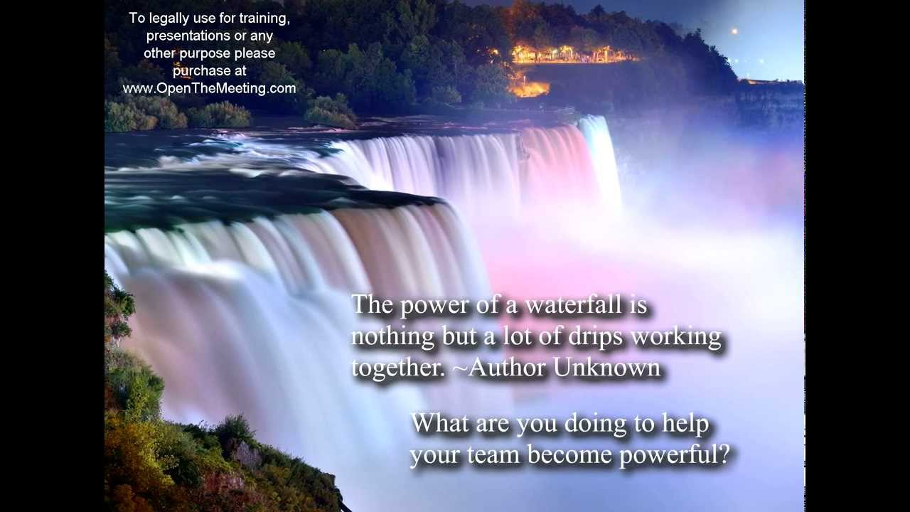 Inspirational Quotes About Teamwork Team Quotes Ii About Teamwork And Team Building  Inspiring Video
