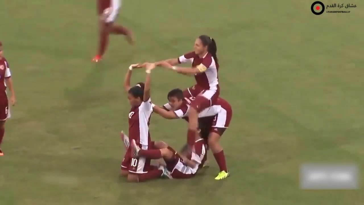 Photo of لا يفوتكم!! جنون احتفالات كرة القدم النسائية🔥اغرب اللقطات الطريفة والمثيرة 💥 – الرياضة