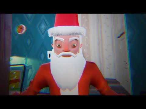 MY NEW NEIGHBOR IS SANTA - Hello Neighbor ACT 1