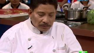 Kusina Master: Blue Spoon Culinaire vs. University of the East